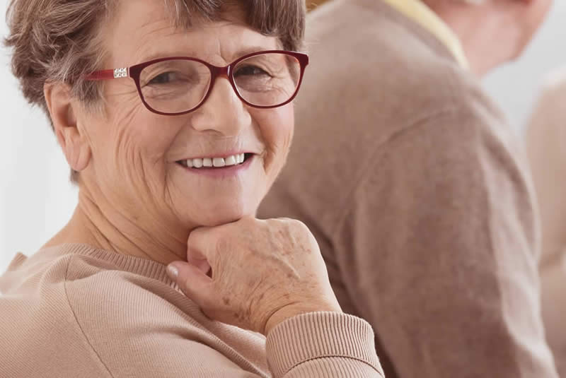 Concerns about aging by Canadian seniors