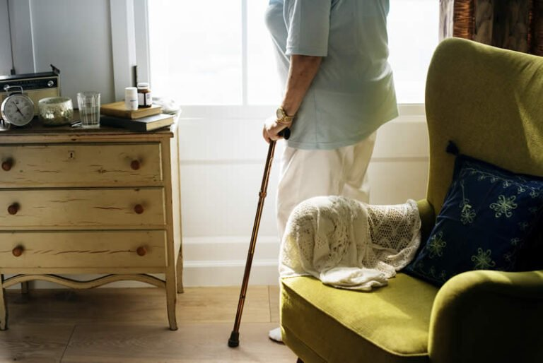 Older Adults Living Alone