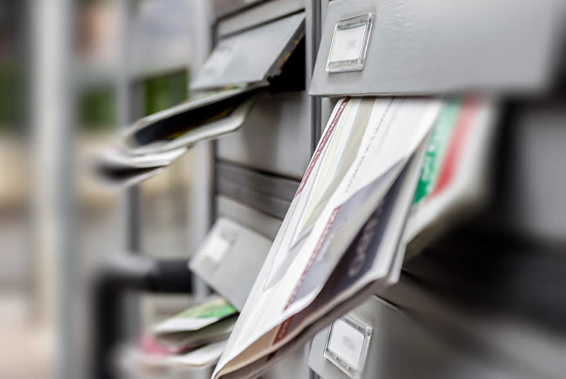 Junk Mail Can Create Problems For The Elderly