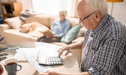 Financial Concierge - bill paying services for seniors